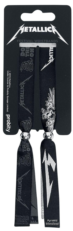 Image of   Metallica Black Armbånd Standard