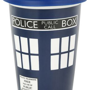 Doctor Who Tardis Mug isotherme multicolore