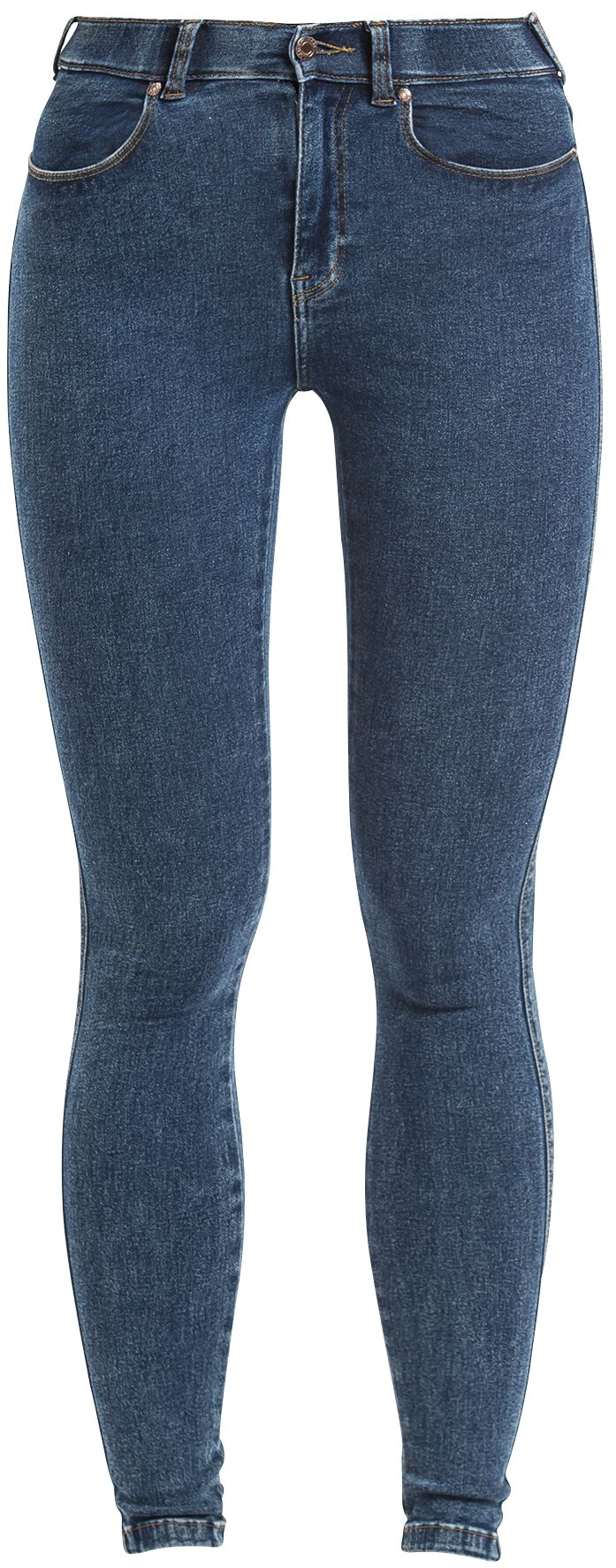 Marki - Spodnie długie - Jeansy damskie Dr. Denim Lexy Jeansy damskie niebieski - 329631
