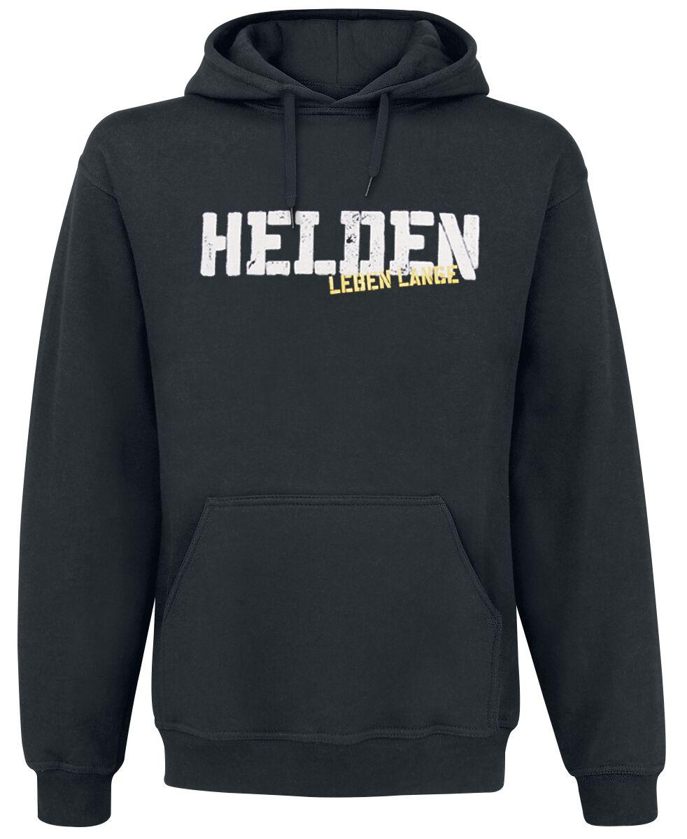 Image of   Böhse Onkelz Helden Hættetrøje sort