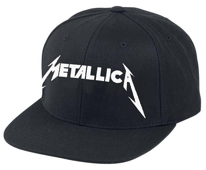 Image of   Metallica Damage Inc. Snapback Cap grå-sort