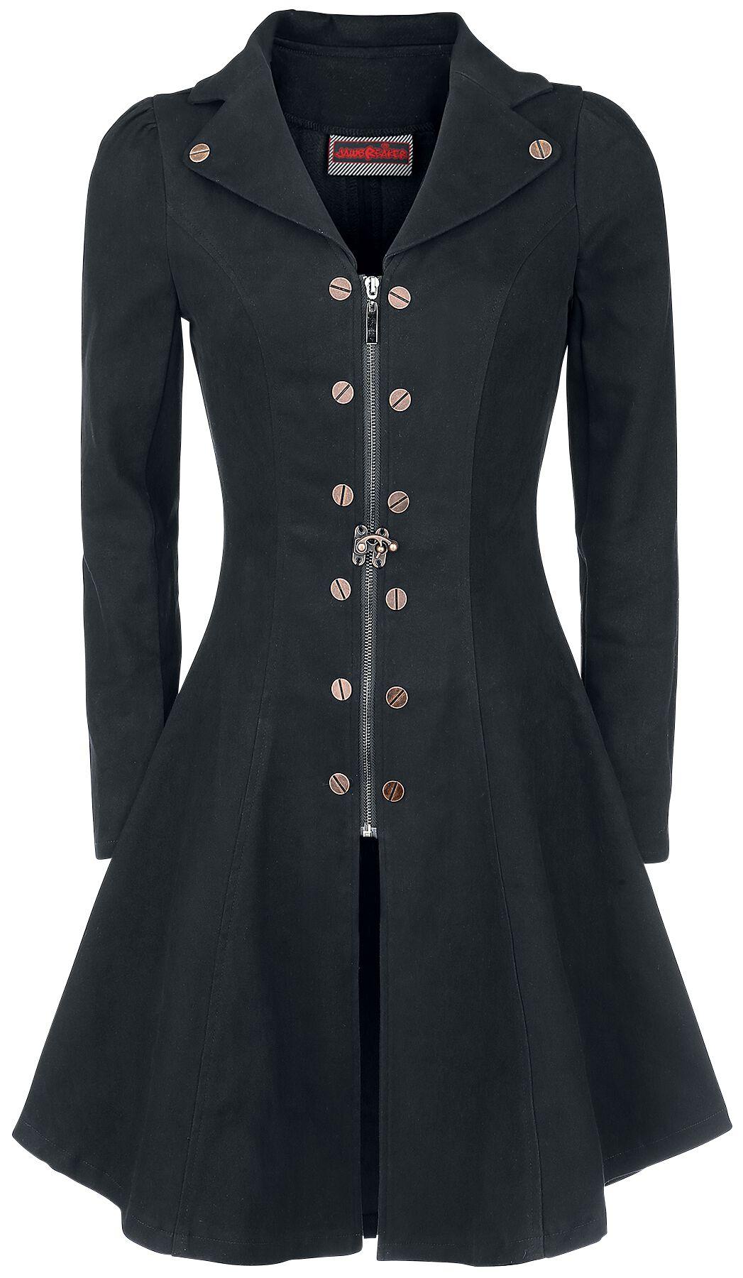 Marki - Płaszcze - Płaszcz damski Jawbreaker Lovely Coat Płaszcz damski czarny - 330185