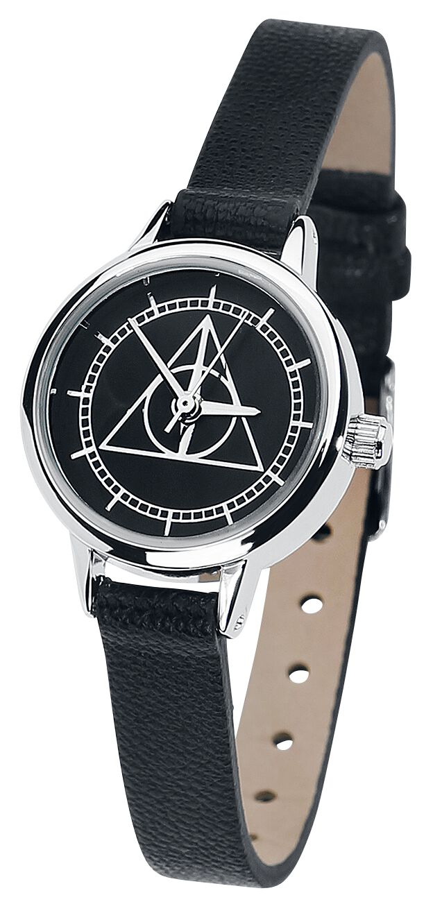 Image of   Harry Potter Deathly Hallows Armbåndsur sort