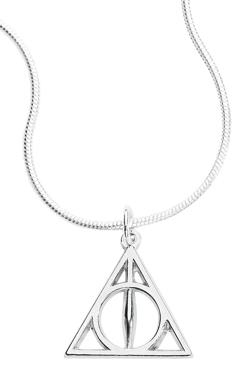 Image of   Harry Potter Deathly Hallows Halskæde Standard