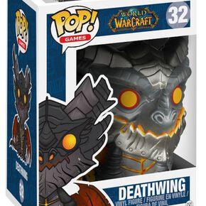 Figurine Pop! World of Warcraft Deathwing 15cm