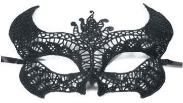 Basics - Maski i Kostiumy - Maska Dark Hours Mask Horn Maska standard - 330943