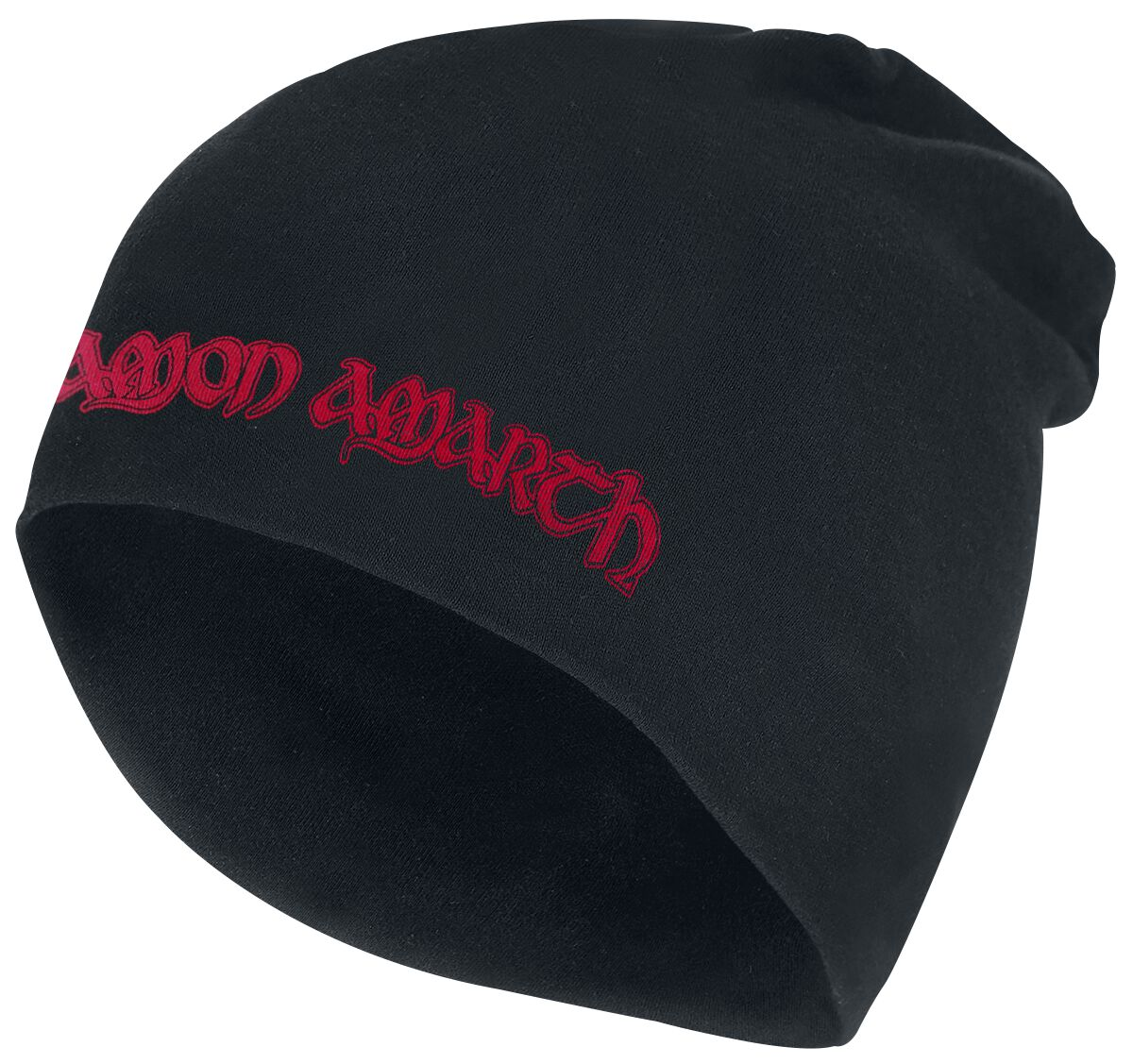 Image of   Amon Amarth Red Logo Beanie sort