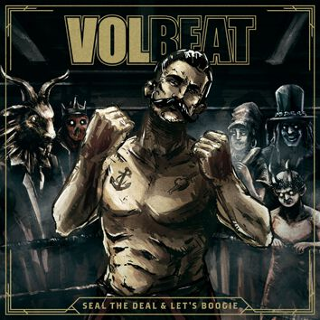 Image of   Volbeat Seal The Deal & Let's Boogie CD standard