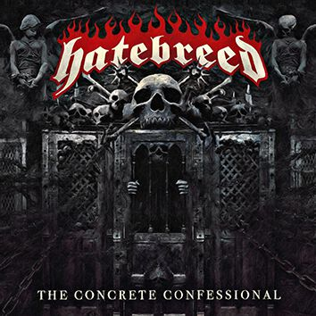 Image of   Hatebreed The concrete confessional CD standard