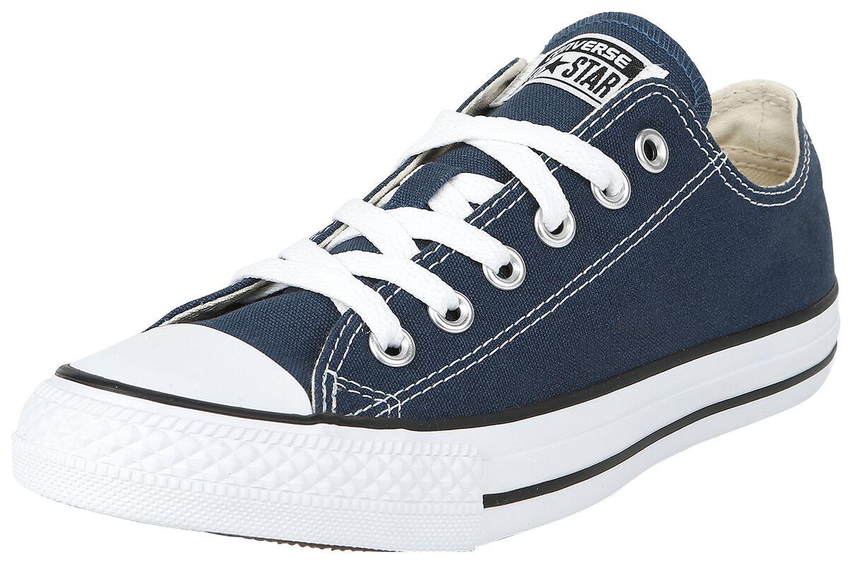 Sneakers für Frauen - Converse Chuck Taylor All Star OX Sneaker navy  - Onlineshop EMP