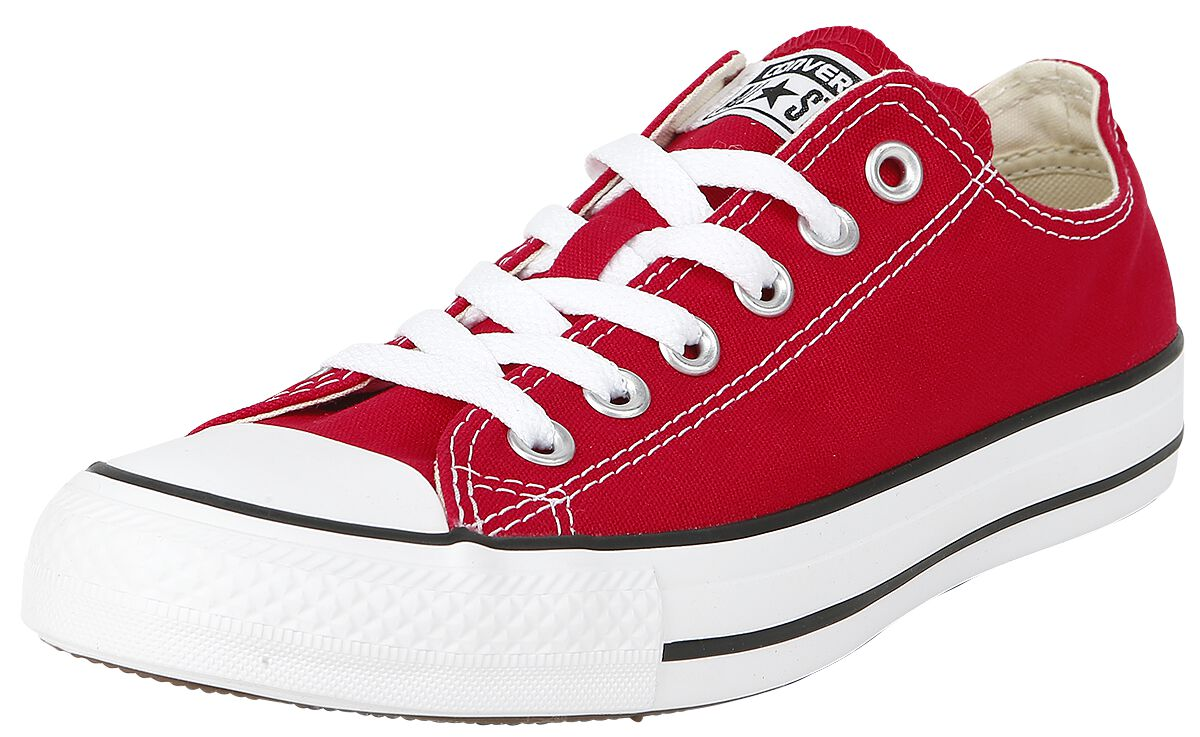 Image of   Converse Chuck Taylor All Star OX Sneakers rød