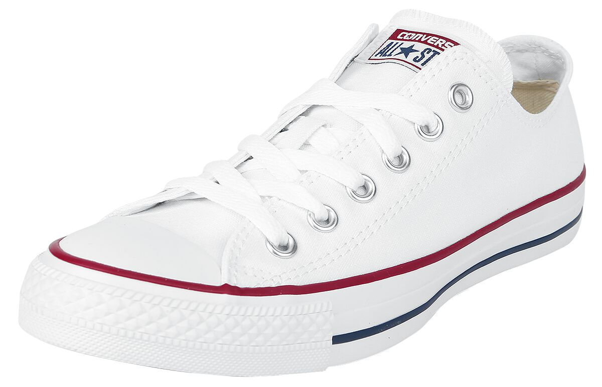 Image of   Converse Chuck Taylor All Star OX Sneakers hvid