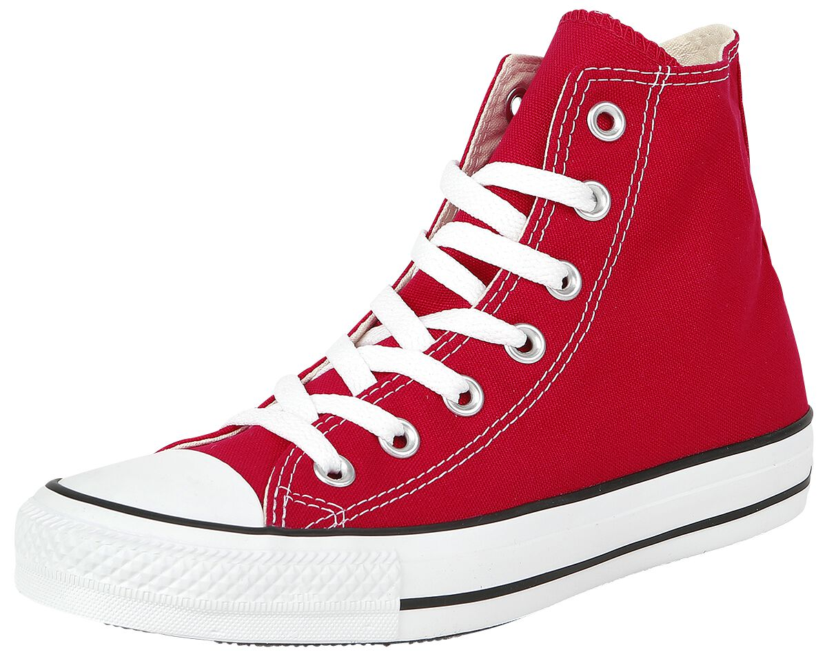 Image of   Converse Chuck Taylor All Star High Sneakers rød