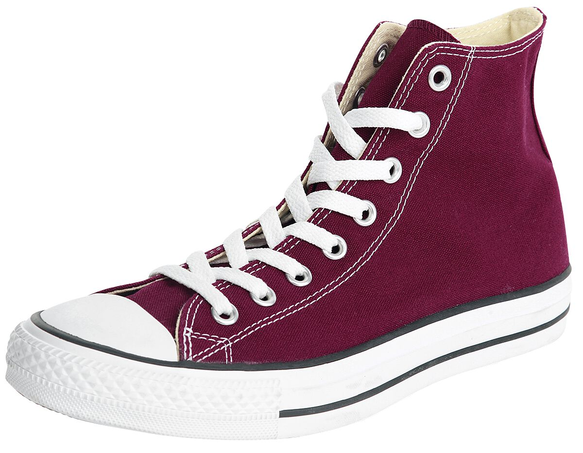 Image of   Converse Chuck Taylor All Star High Sneakers bordeaux