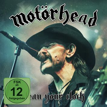 Image of   Motörhead Clean your clock Blu-ray & CD standard