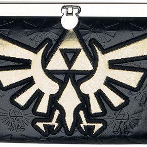 The Legend Of Zelda Épée Skyward Portefeuille noir/or