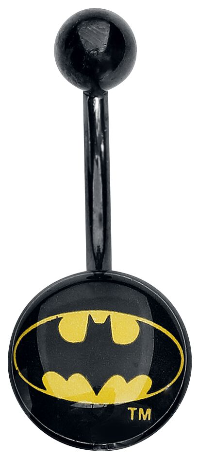 Image of   Batman Logo Barbell Piercing Standard
