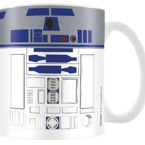 Star Wars R2-D2 Mug blanc