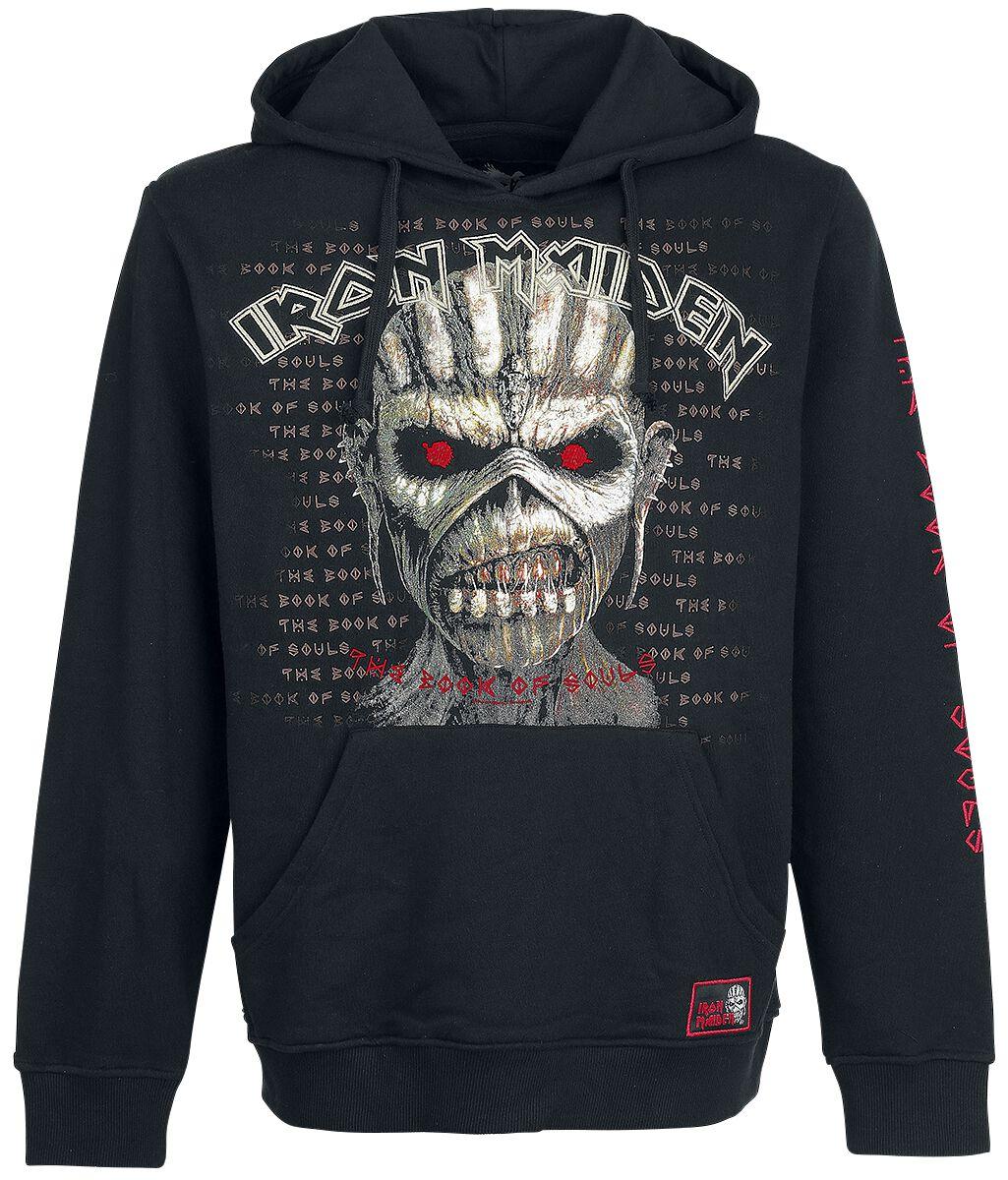 Marka własna - Bluzy z kapturem - Bluza z kapturem Iron Maiden EMP Signature Collection Bluza z kapturem czarny - 332721