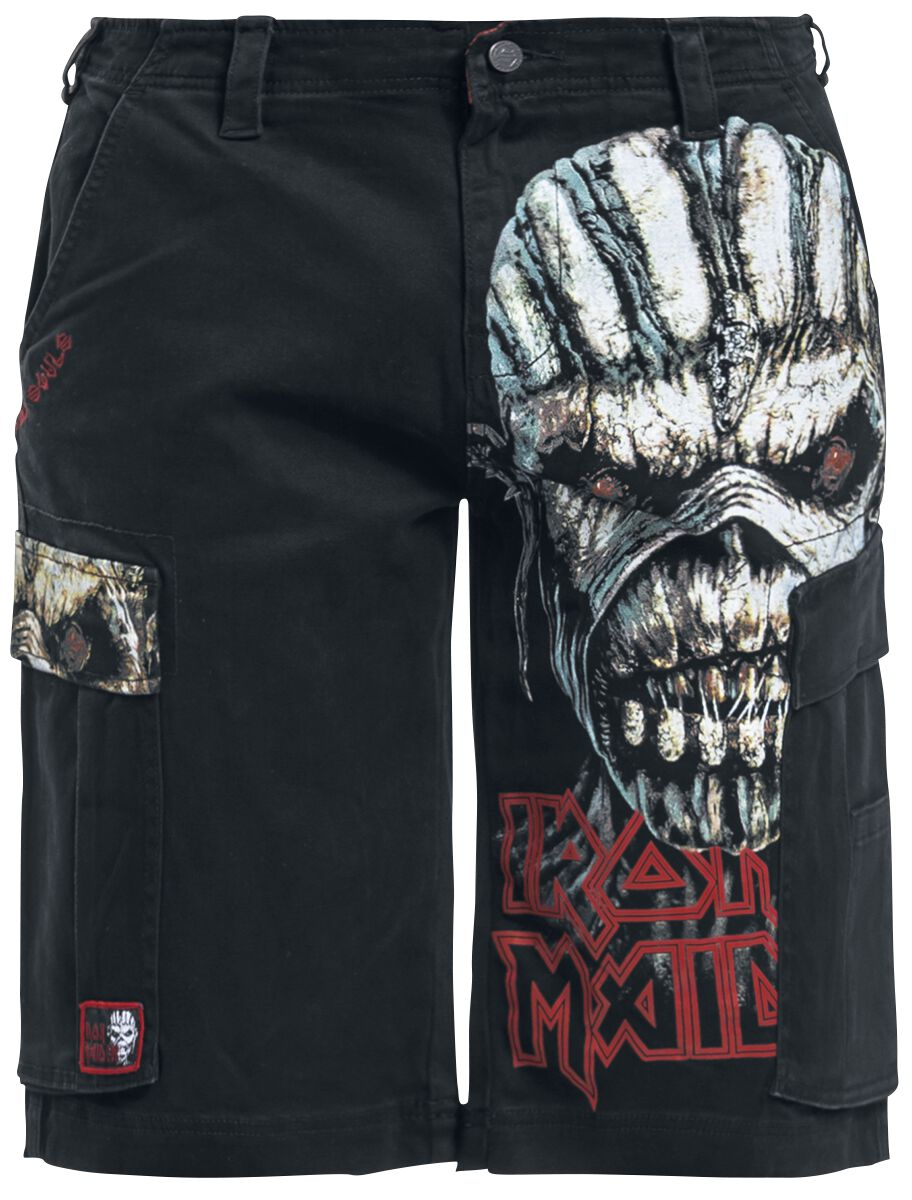 Image of   Iron Maiden EMP Signature Collection Shorts sort