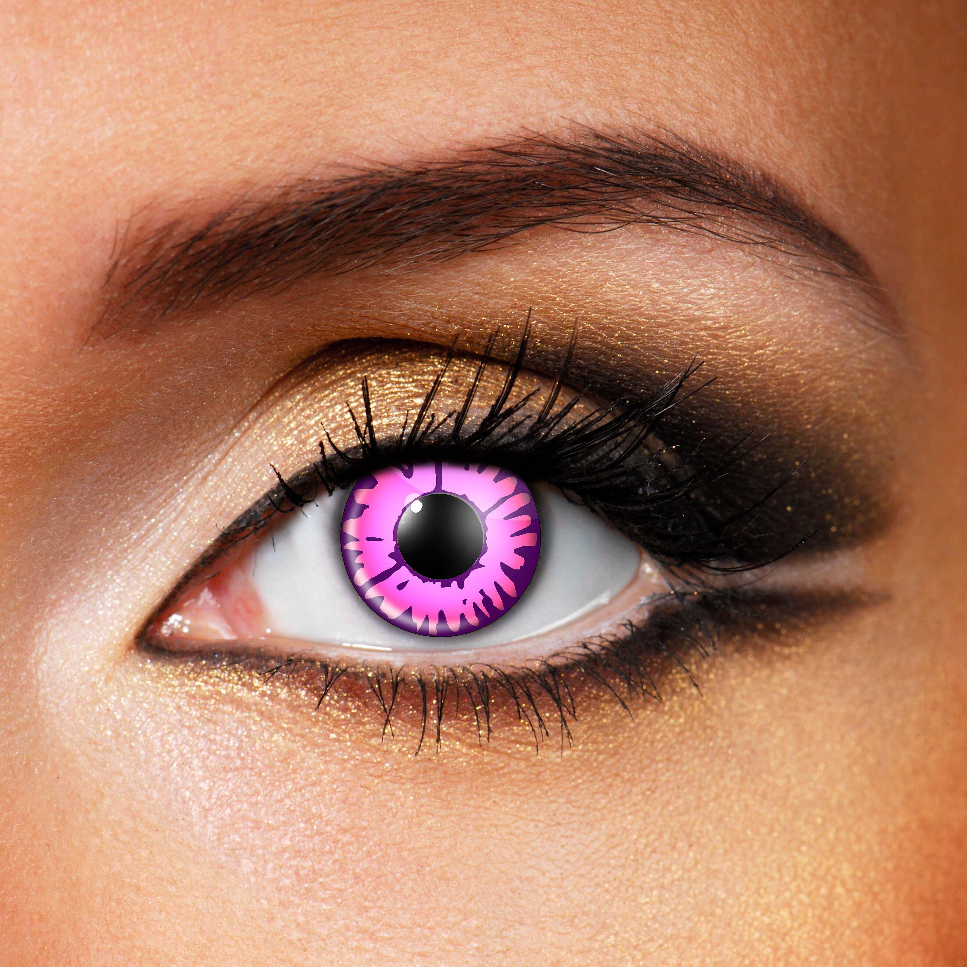 Image of   Wildcat Enchanted Kontaktlinse Standard
