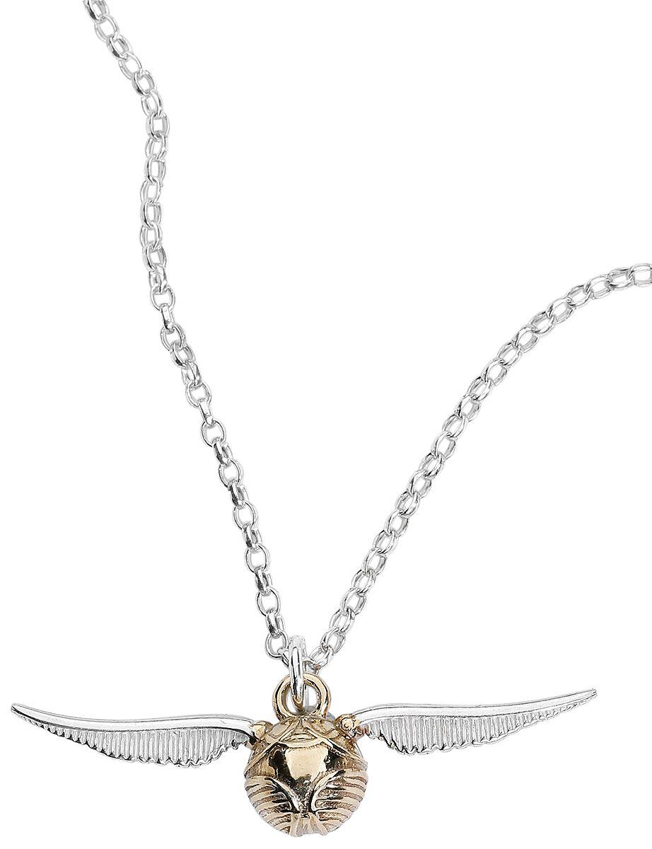 Image of   Harry Potter Golden Snitch Halskæde Standard