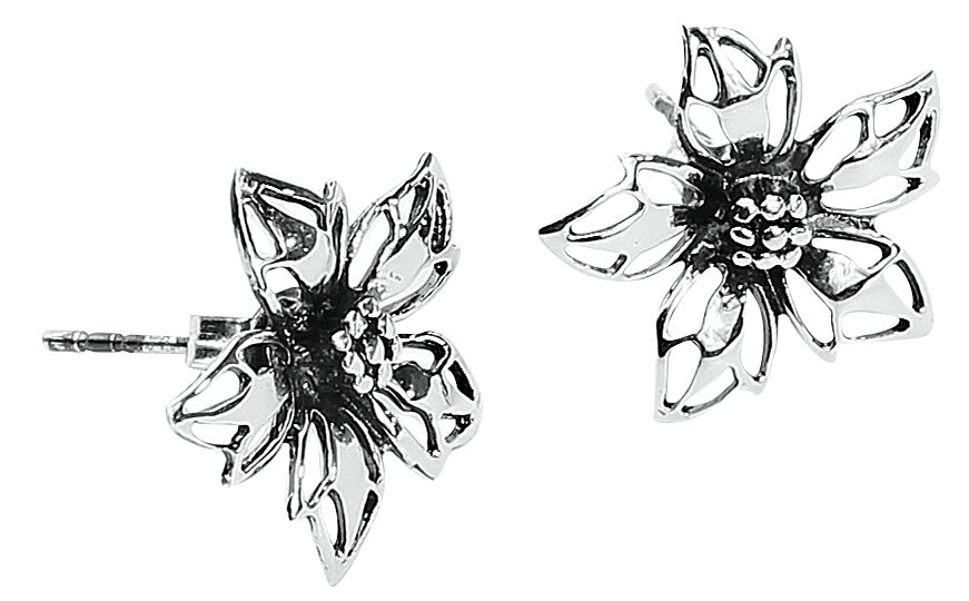 Basics - Kolczyki - Kolczyki - Earpin Wild Flower Kolczyki - Earpin standard - 333313