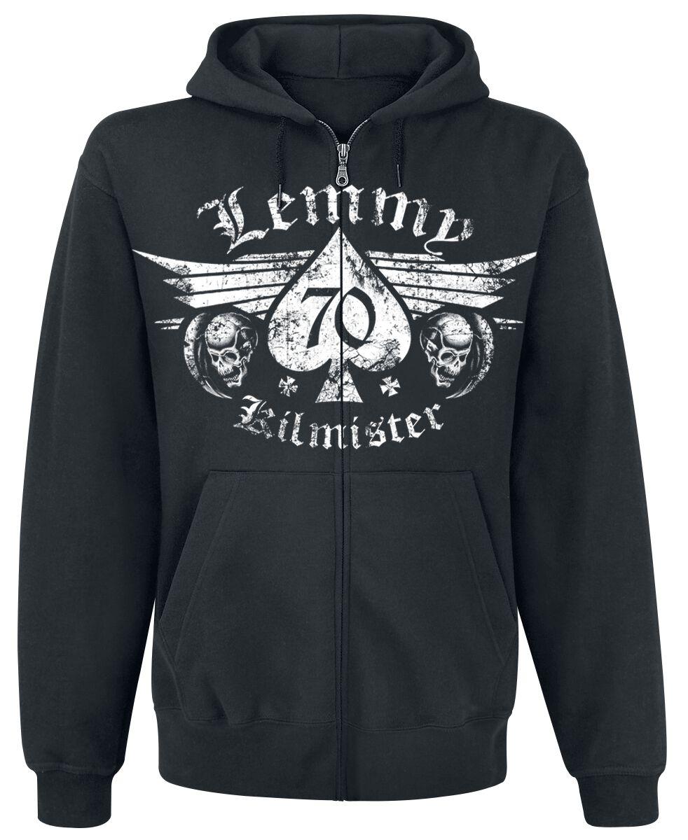 Image of   Motörhead Lemmy - Forever Hættejakke sort