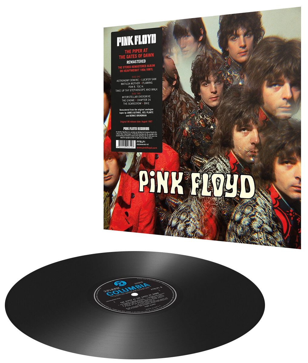 Image of   Pink Floyd The piper at the gates of dawn LP standard