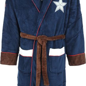 Captain America Logo Peignoir multicolore