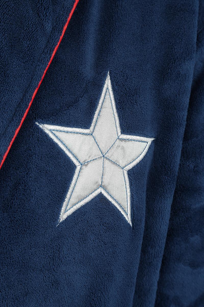 Image of Captain America Logo Bademantel multicolour
