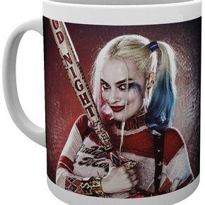 Suicide Squad Harley Quinn - Daddy's Little Monster Mug blanc