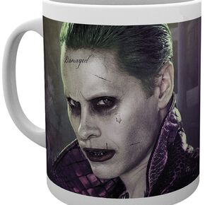 Suicide Squad Joker - I'm Watching Mug blanc