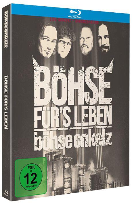 Image of   Böhse Onkelz Böhse für's Leben 3-Blu-ray Disc Standard