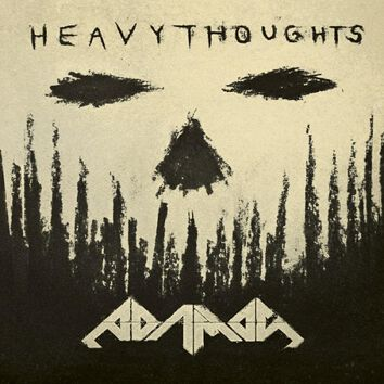 Image of Adamas Heavy thoughts CD Standard
