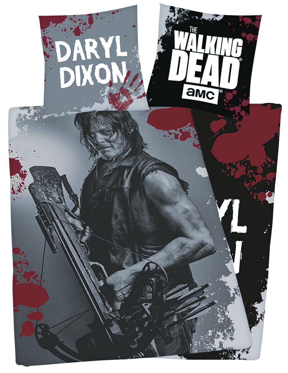 Image of   The Walking Dead Daryl Dixon Sengesæt multifarvet