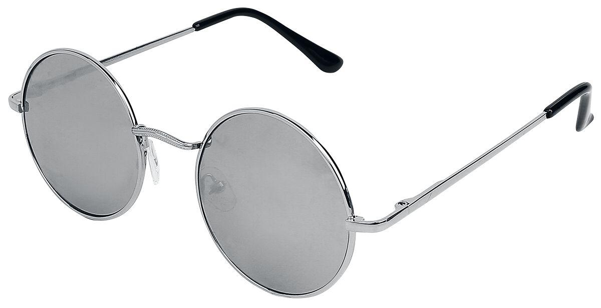 Sonnenbrillen für Frauen - Lennon Sonnenbrille silberfarben  - Onlineshop EMP