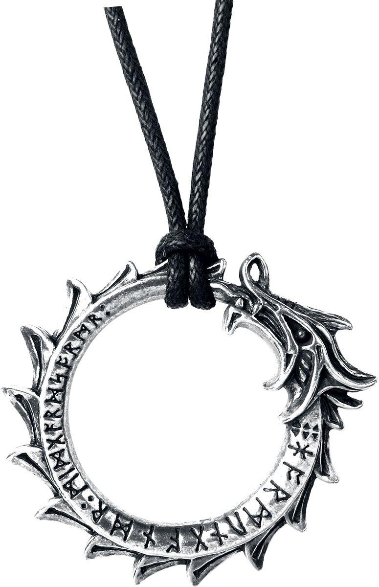 Image of   Alchemy Gothic Jormungand Halskæde Standard