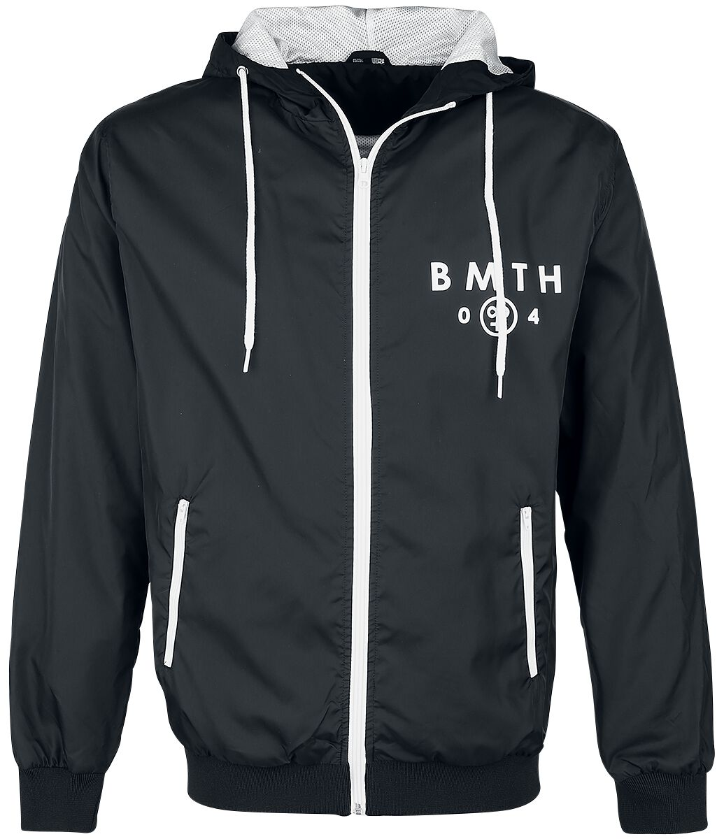 Image of   Bring Me The Horizon Sempiternal Windbreaker sort