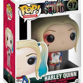Figurine Pop! Harley Quinn Suicide Squad