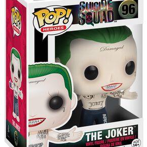Figurine Joker Torse Nu Suicide Squad Funko Pop!