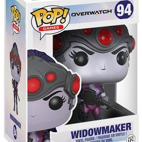 Overwatch Figurine En Vinyle Fatale 94 Figurine de collection Standard