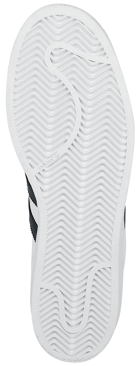 Image of Adidas Superstar Sneaker weiß/schwarz