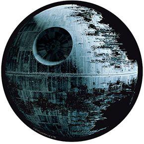 Star Wars L'Étoile De La Mort Tapis souris Standard