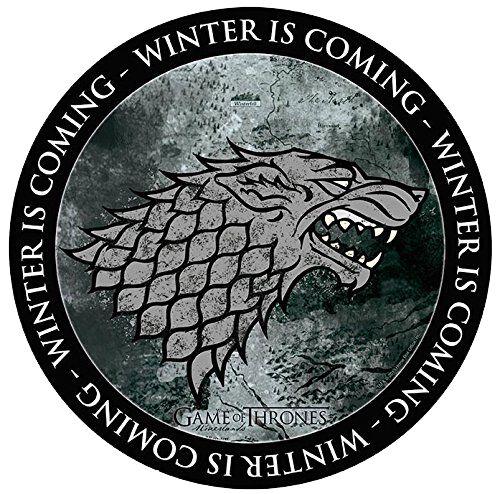 Image of   Game Of Thrones House Stark Musemåtte Standard