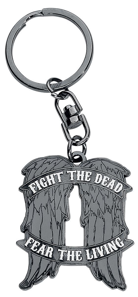 Image of   The Walking Dead Daryl Dixon - Wings Nøglering Standard