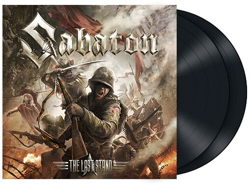 Sabaton The last stand 2-LP standard