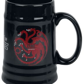 Chope Game of Thrones (Maison Targaryen)
