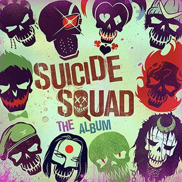 Suicide Squad The album CD Standard