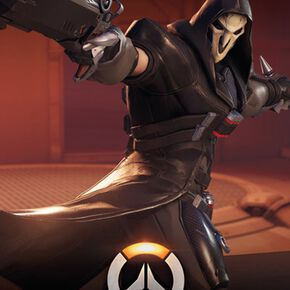 Overwatch Faucheur Poster multicolore